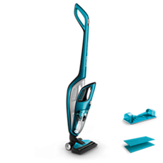 FC6404/01 PowerPro Aqua Vacuum cleaner and Mopping System