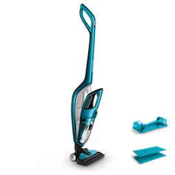 PowerPro Aqua Система сухой и влажной уборки