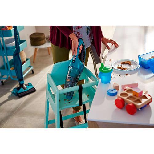 PowerPro Aqua Støvsuger og moppesystem