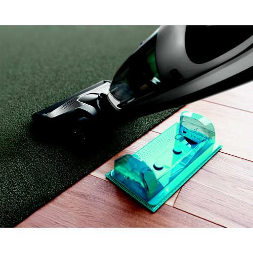 Aspirador recargable sin cable
