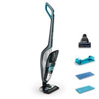 Bezdrátový tyčový vysavač pro mokré i suché čištění