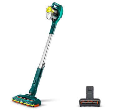 快速清洁。强大的清洁能力可覆盖很难清洁的角落
