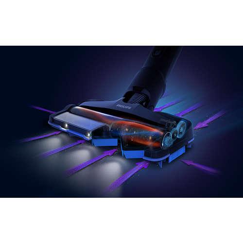 SpeedPro Max Steelstofzuiger