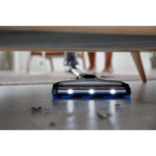 SpeedPro Max Aspirador de escoba