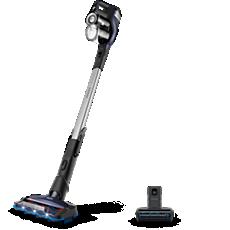 手持真空吸尘器_飞利浦SpeedPro Max 手持无绳吸尘器 FC6827/81产品支持与说明书
