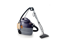 Bag vacuum cleaner