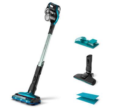 Беспроводной пылесос для быстрой уборки*