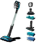 SpeedPro Max Aqua Безкабелна вертикална прахосмукачка