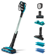 SpeedPro Max Aqua Aspirateur balai sans fil
