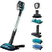 SpeedPro Max Aqua Brezžični pokončni sesalnik