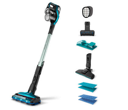 Fastest cordless vacuum*