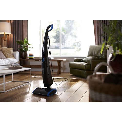 Odkurzacz myjący