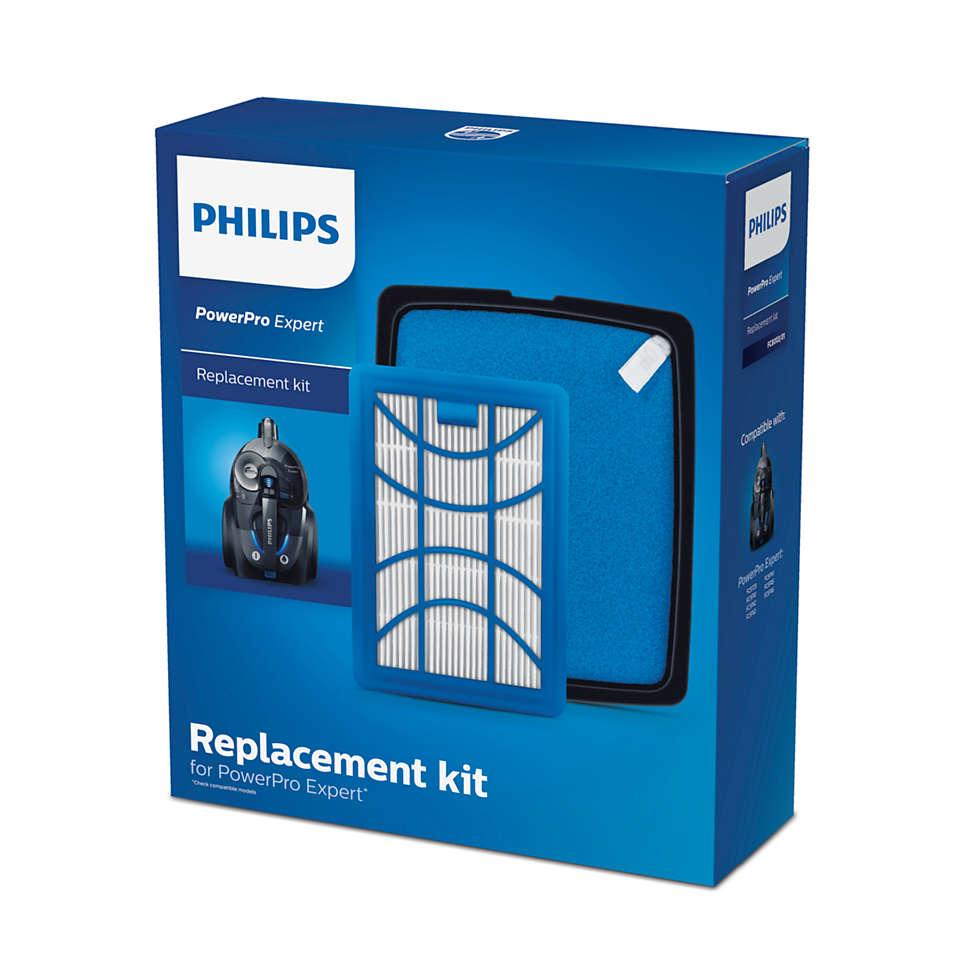 Kit de filtres de rechange PowerPro Expert*