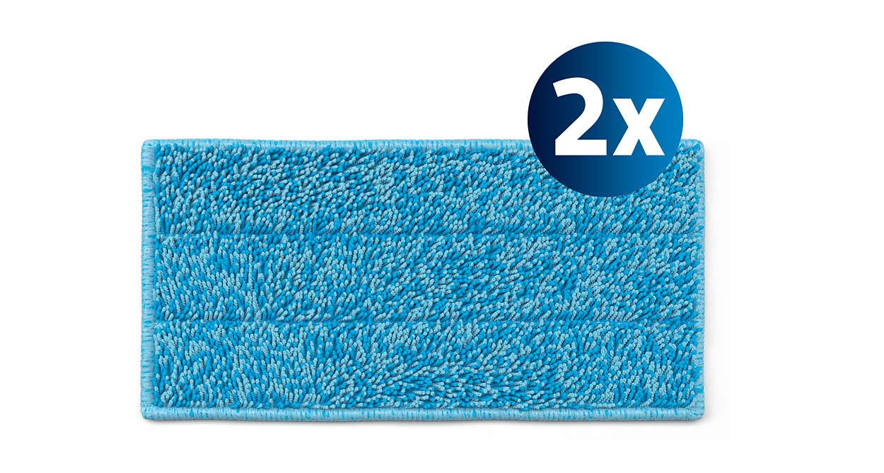 Microfiber pads