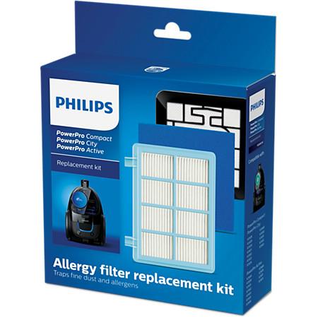 Filter dan aksesori penyedot debu