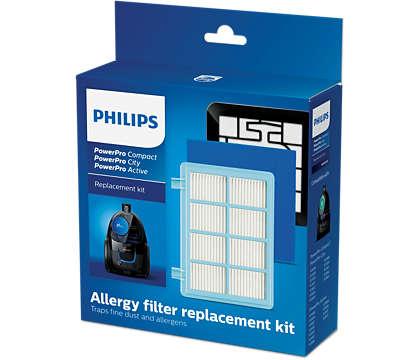 Filterkit voor PowerPro Compact en Active*