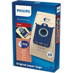 s-bag Dulkių siurblių maišeliai