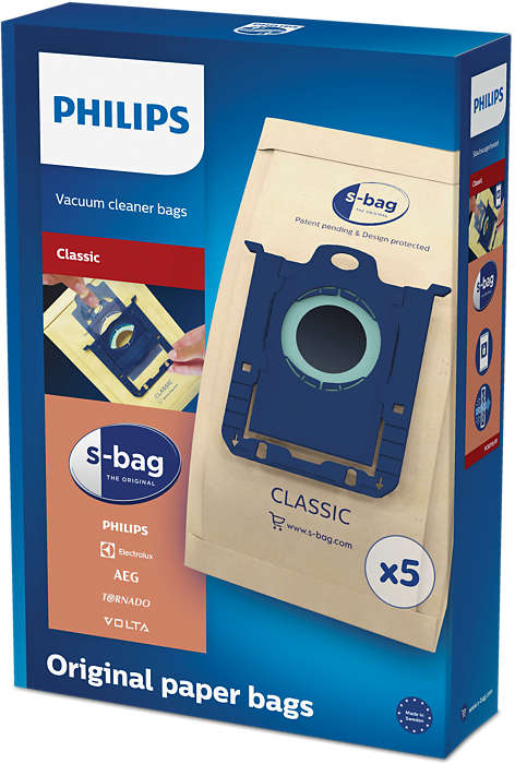 Vrecko s-bag® Classic