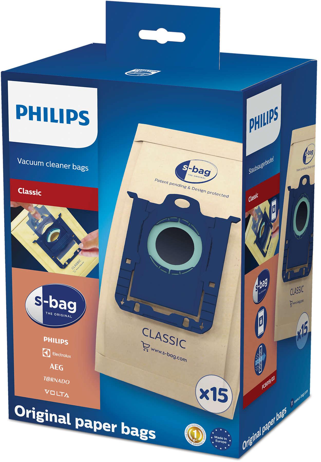 Sáček s-bag® Classic, balení mega