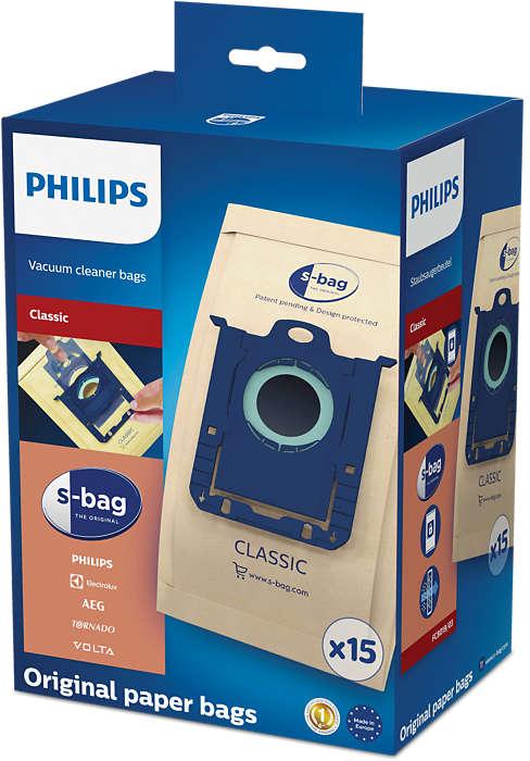 Vrecko s-bag® Classic, veľké balenie