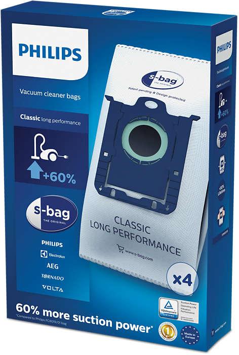 Sac S-bag® Classique longue performance