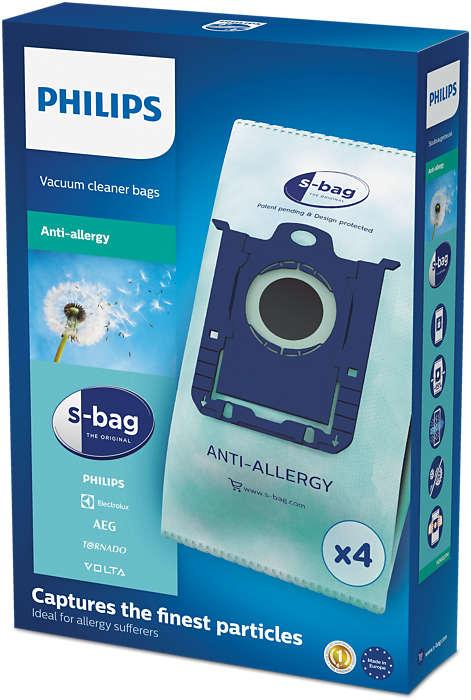 Saco s-bag® antialérgico