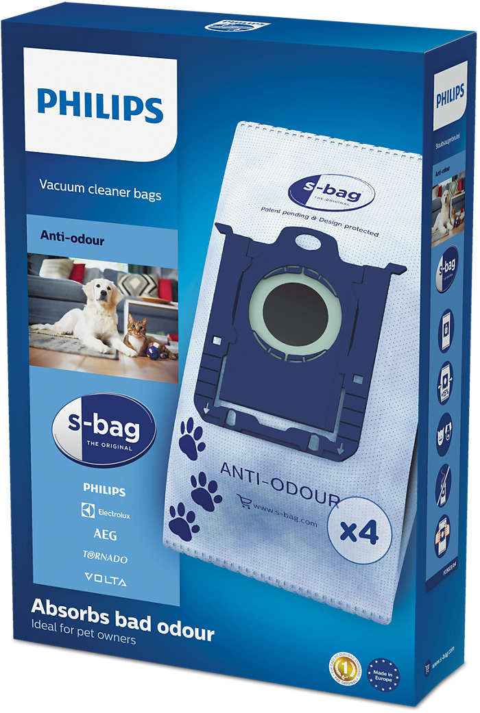 s-bag® против миризми