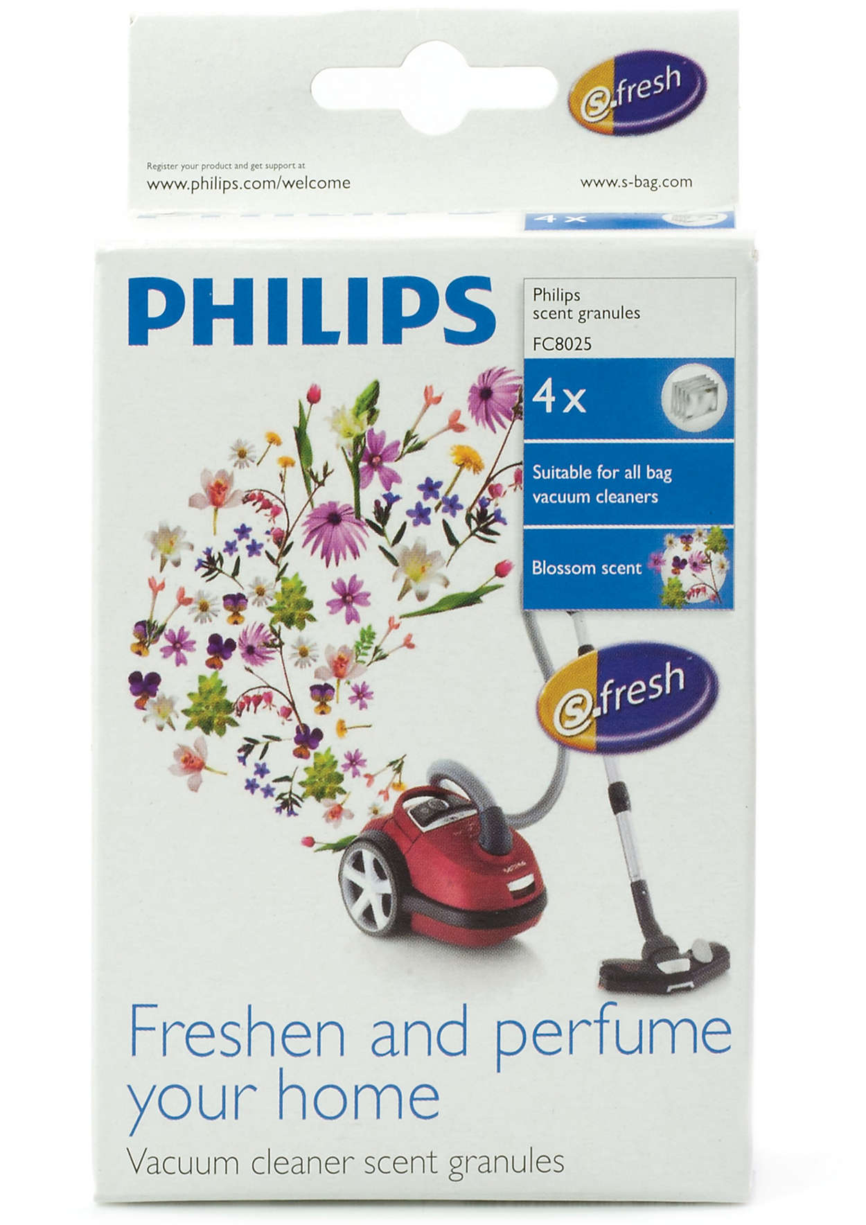 Freshen and perfume your home