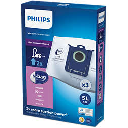 s-bag Σακούλες για ηλεκτρικές σκούπες
