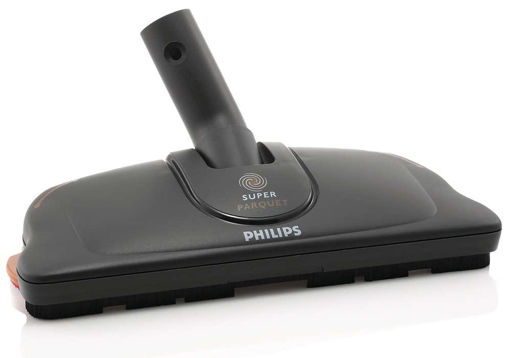 Universal Super Parquet nozzle