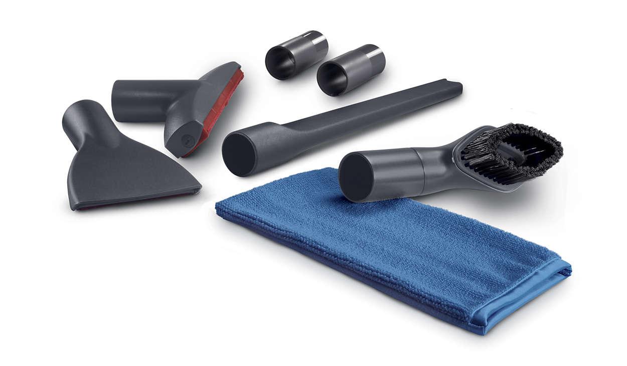 kit de nettoyage pour voiture fc8053 01 philips. Black Bedroom Furniture Sets. Home Design Ideas