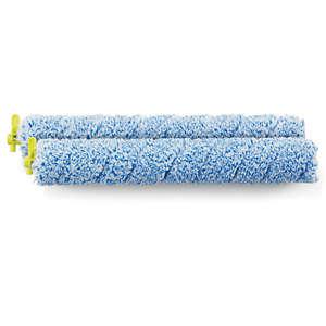 AquaTrio-stofzuiger verwisselbare borstels