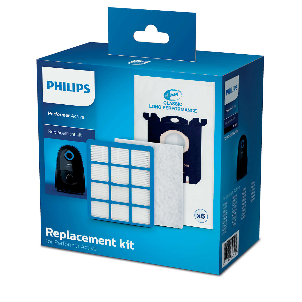 Kit de rechange pour Performer Active