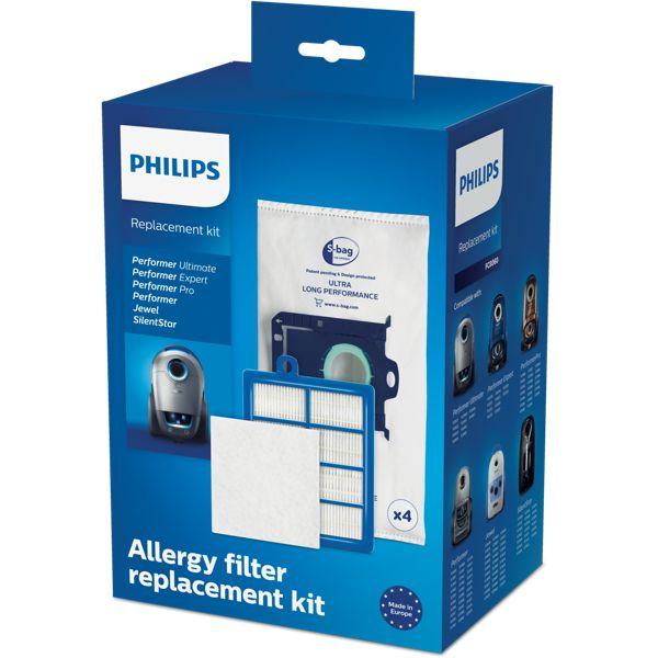 Philips FC8060/01 Performer Sada filtrů pro vysavače
