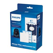 Filters en accessoires voor stofzuigers
