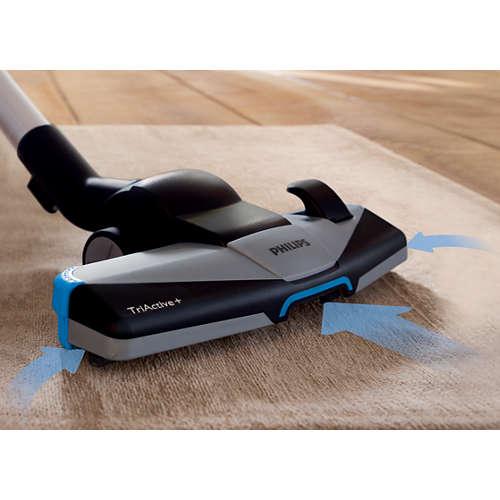 TriActive+ multi-purpose nozzle