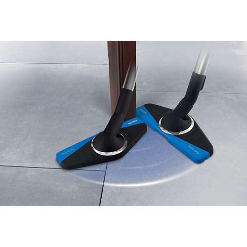 Hubice na tvrdé podlahy DiamondFlex