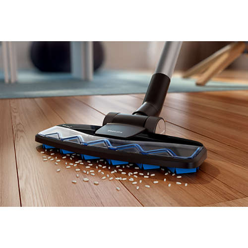 Hubice TriActive Z na tvrdé podlahy