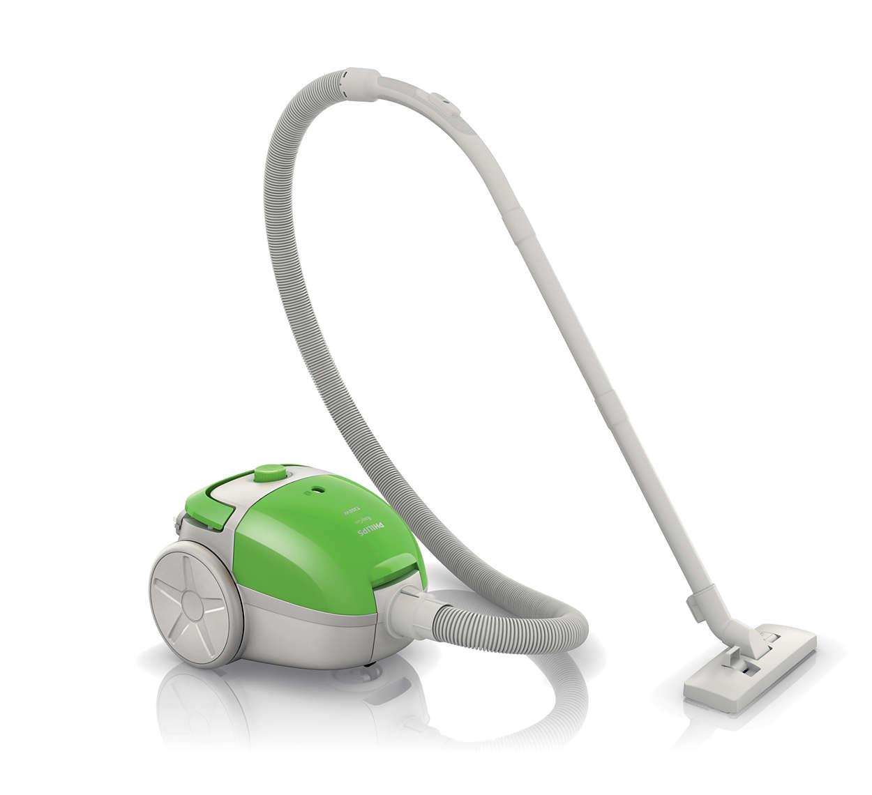 EasySpeed Vacuum Cleaner With Bag FC8083 01