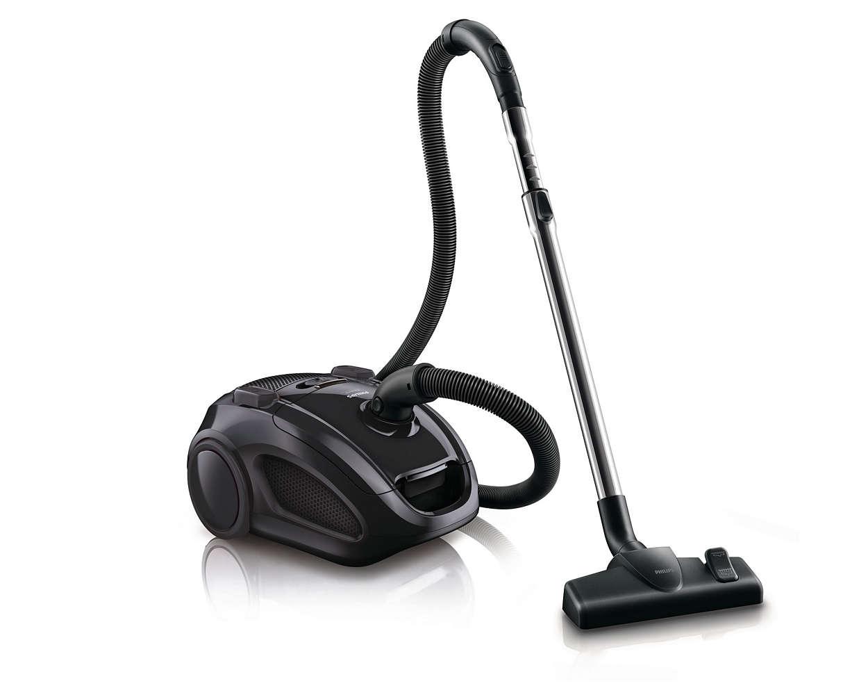 Desfrute de um chão verdadeiramente limpo