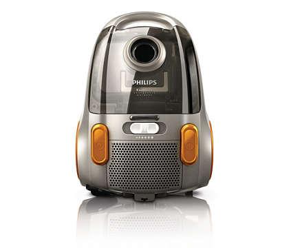 EasyLife Dammsugare med påse FC813601 | Philips
