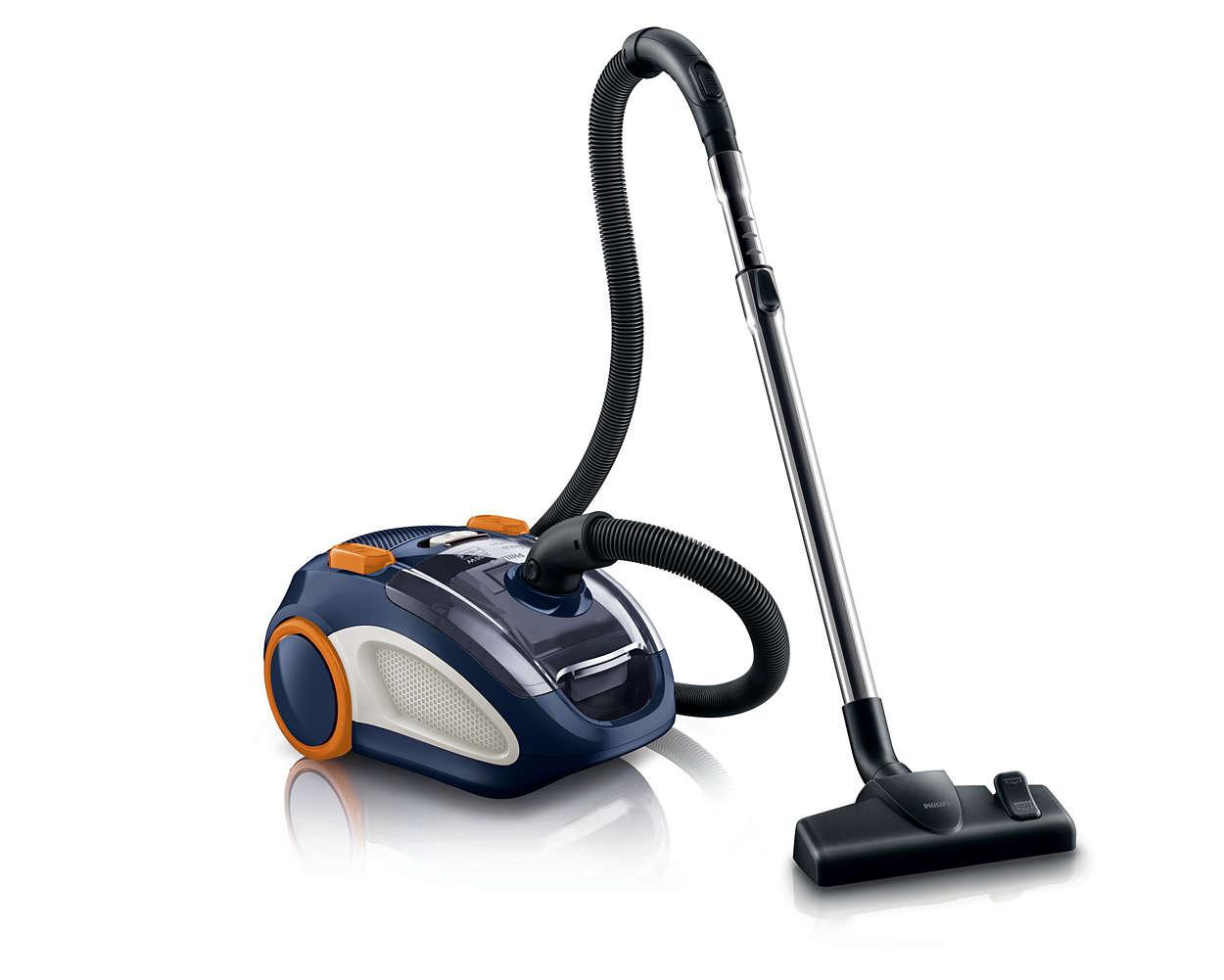 Vychutnejte si opravdu čistou podlahu