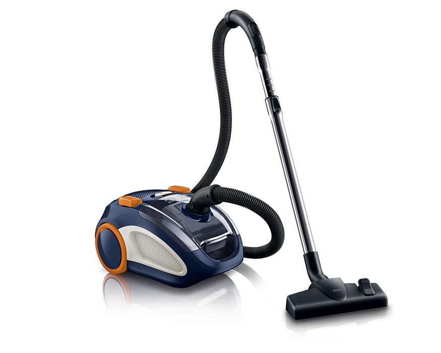 Doprajte si skutočne čistú podlahu