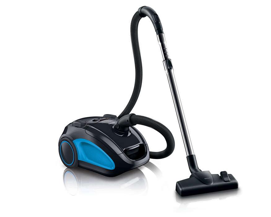 Skvělé čištění na všech podlahách