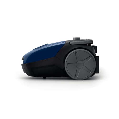 PowerGo Stofzuiger met zak