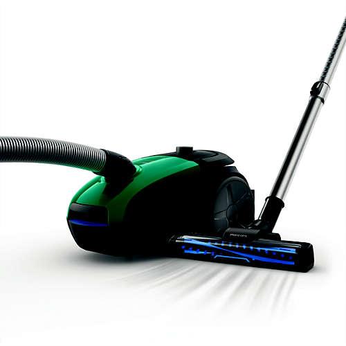 PowerGo Odkurzacz workowy