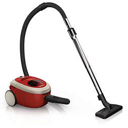 SmallStar Bagless vacuum cleaner