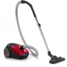 PowerGo Vacuum cleaner with bag
