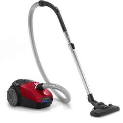 PowerGo Vacuum cleaner with bag