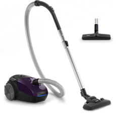 FC8295/61 PowerGo Vacuum cleaner with bag